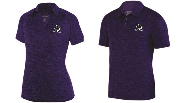 WHS Golf - #5408 Intensifty Heather Sport Polo