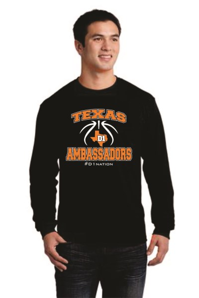 Tx Ambassadors - LONG Sleeve T-Shirt