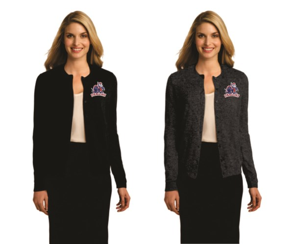 Deretchin Staff - LSW287 - Ladies Cardigan