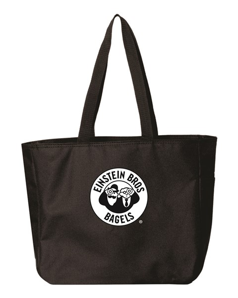 Einstein- 8815 - Tote Bag w/ Logo (10 pc min)