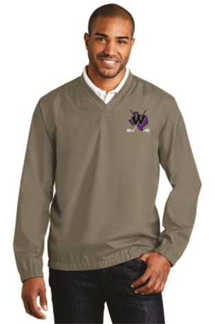 WHS Golf - J342  - Port Authority PullOver