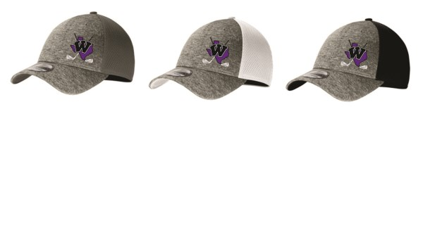WHS Golf - NE702 - New Era ® Shadow Stretch Cap