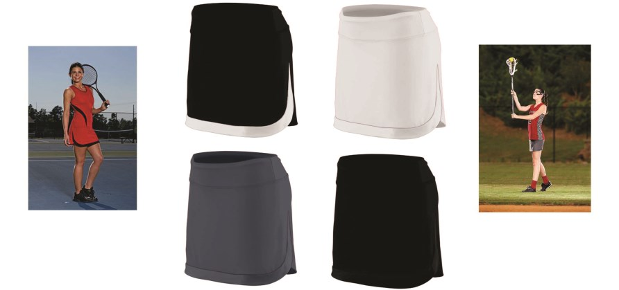 WHS Golf - Augusta 2410 - Action Color Block Skort